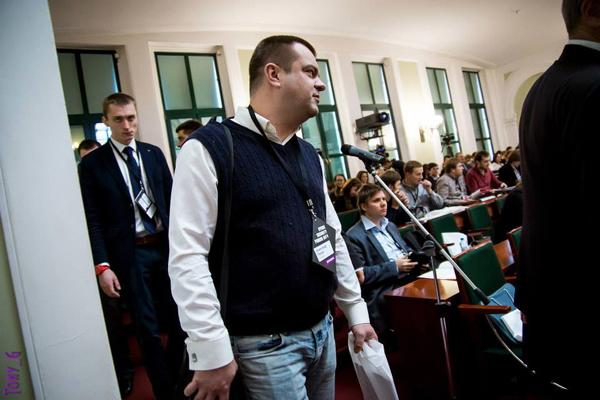 Александр Панов на Форуме по кибербезопасности